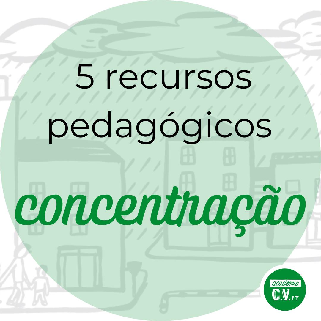 melhorar a concentração das crianças