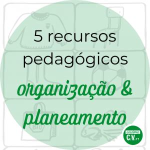 organização e o planeamento